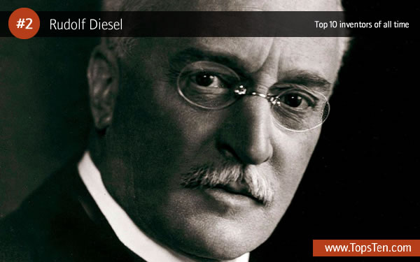 the life and contributions of rudolph diesel in the automotive industry