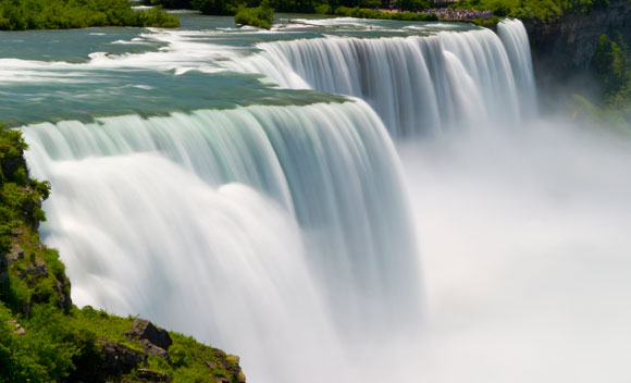 Top 10 most impressive waterfalls over the world