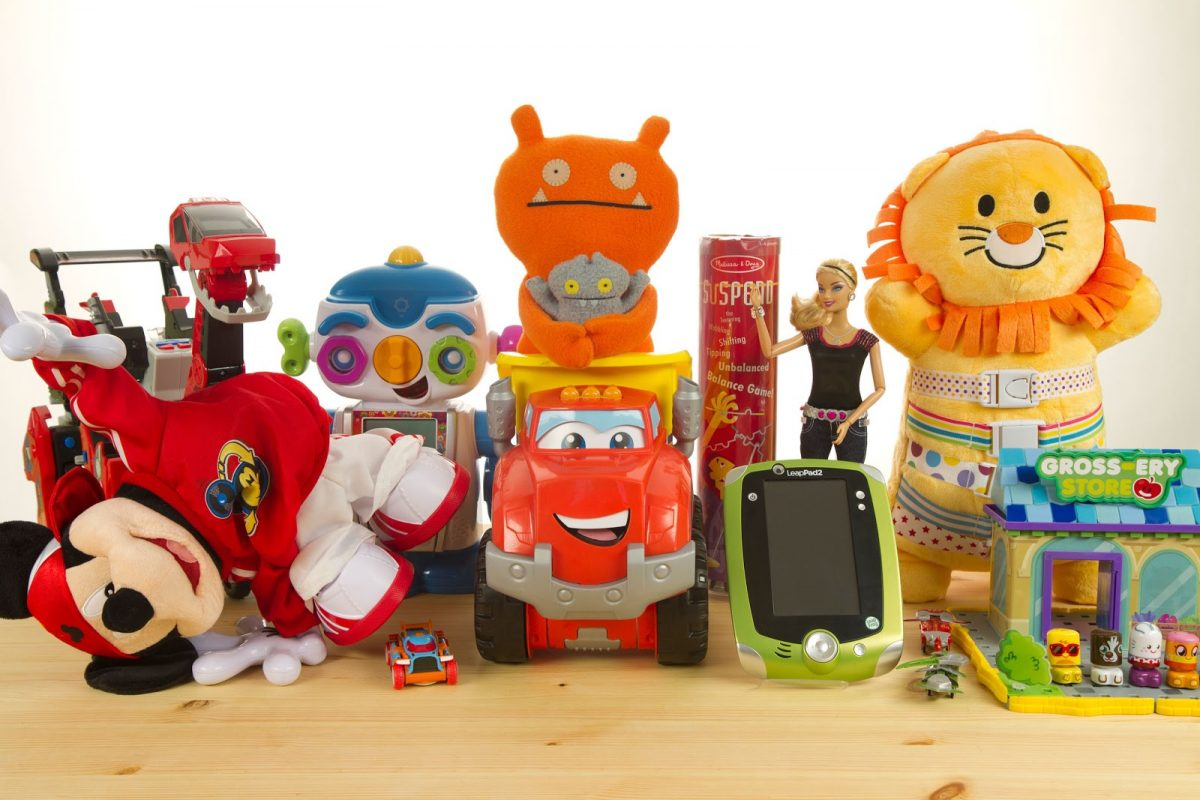 Top 10 most popular toys in the world